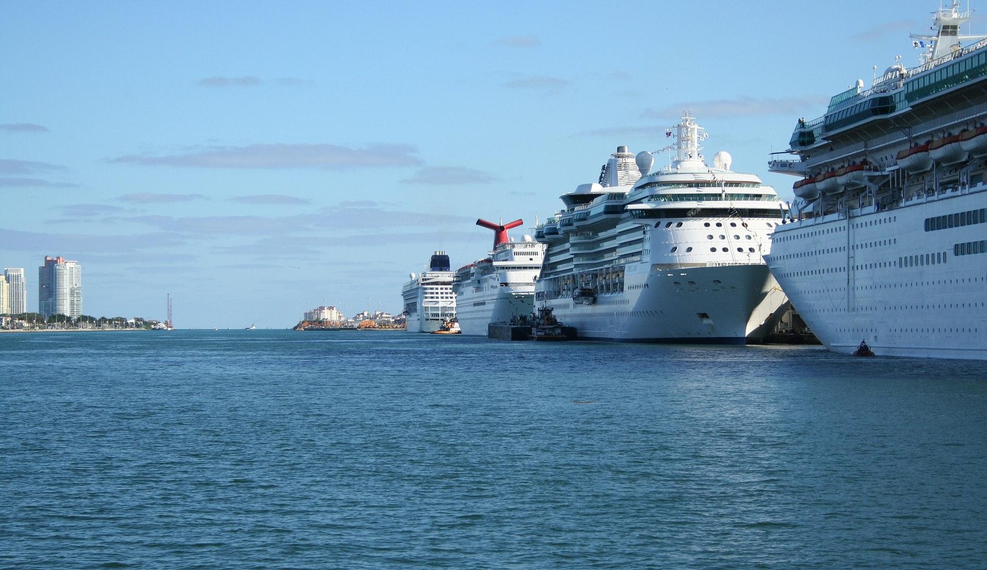 Cruisehavnen i Miami © zopalic, Pixabay