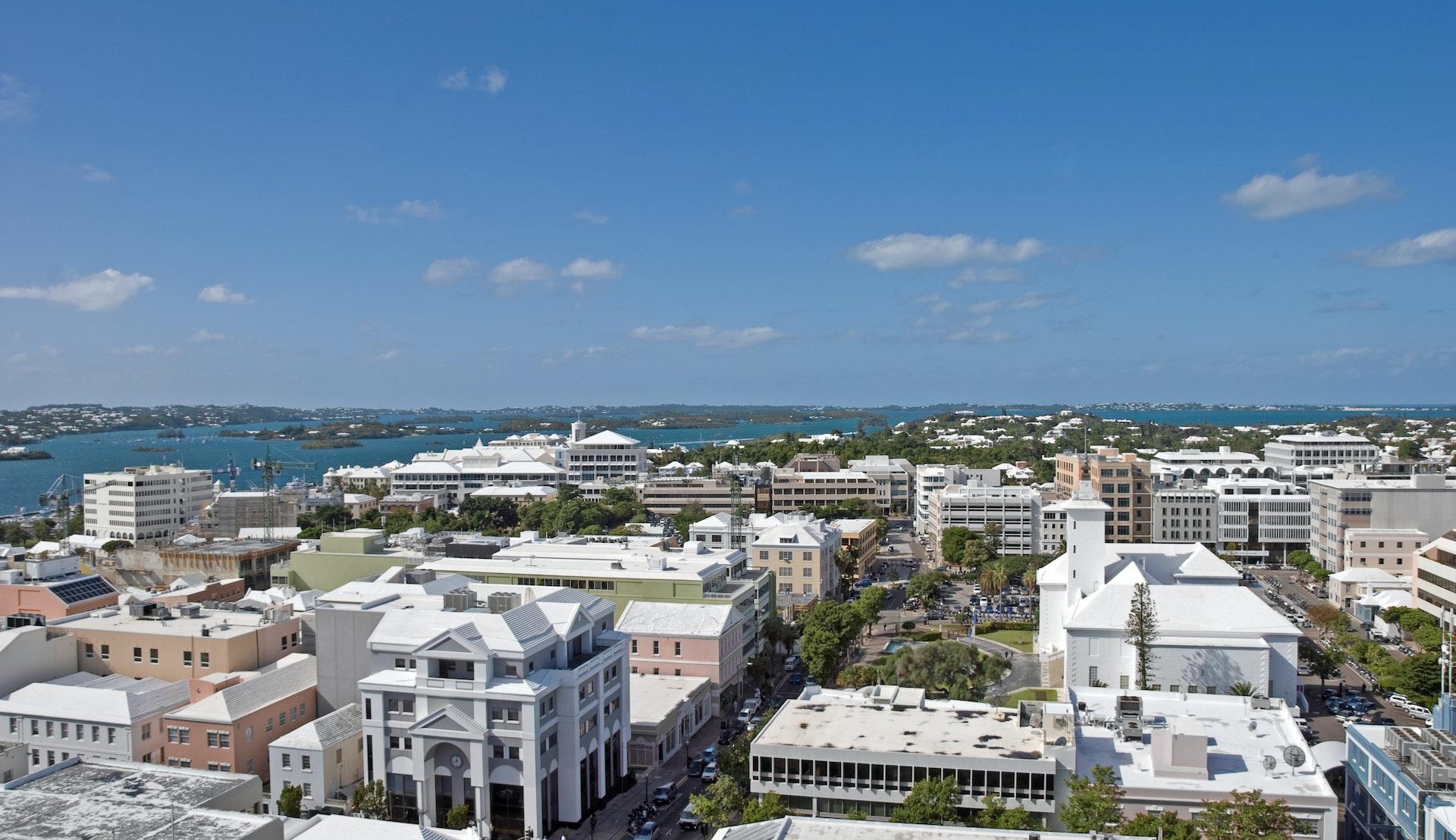 Hamilton, Bermuda © wwing, Getty Images
