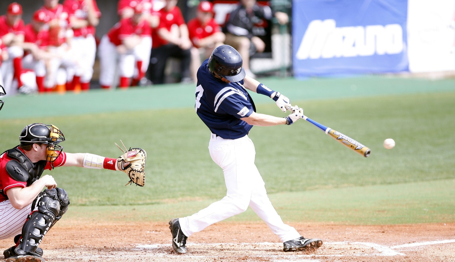 Baseball, USAs nasjonalsport © Keith Johnston, Pixabay