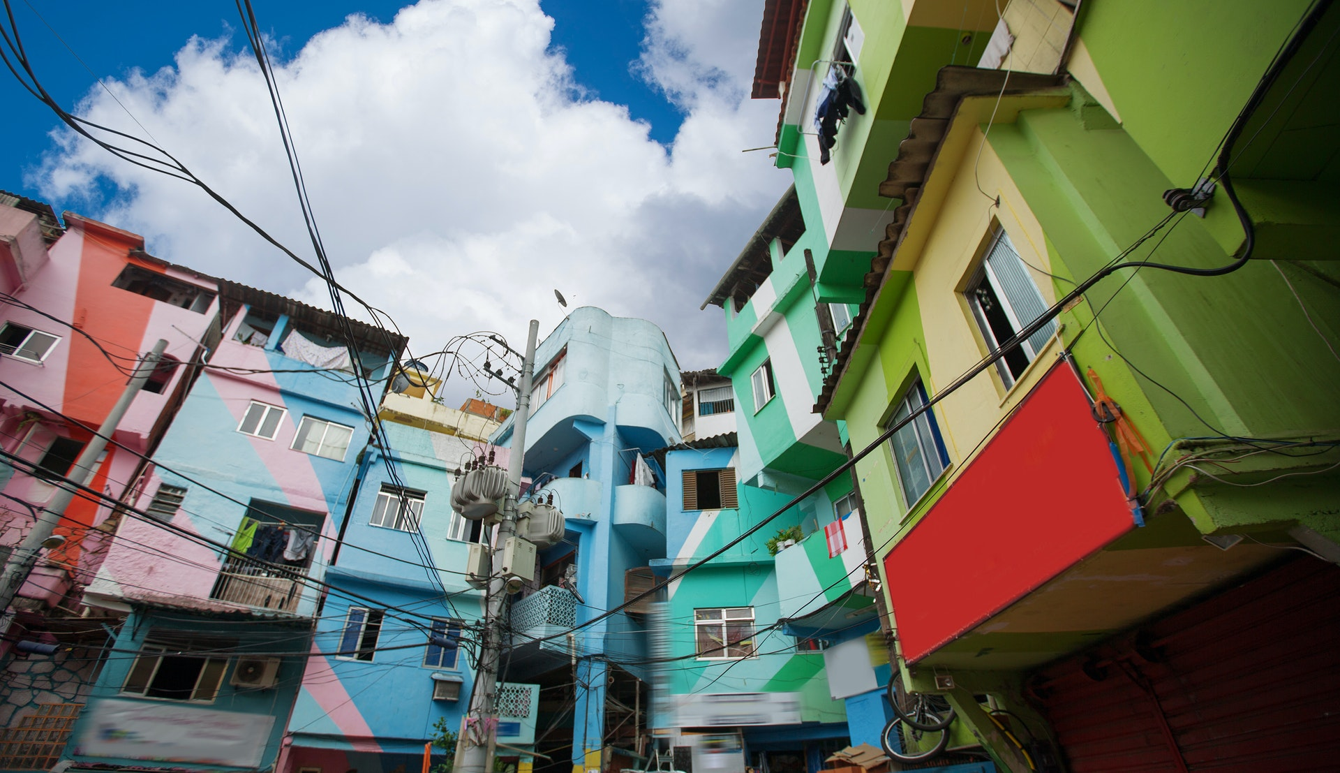 Fargerike Rio de Janeiro © Lindrik, Getty Images