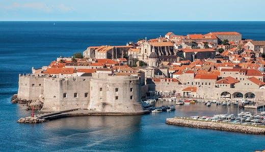Dubrovnik © Ivan Ivankovic, Picabay