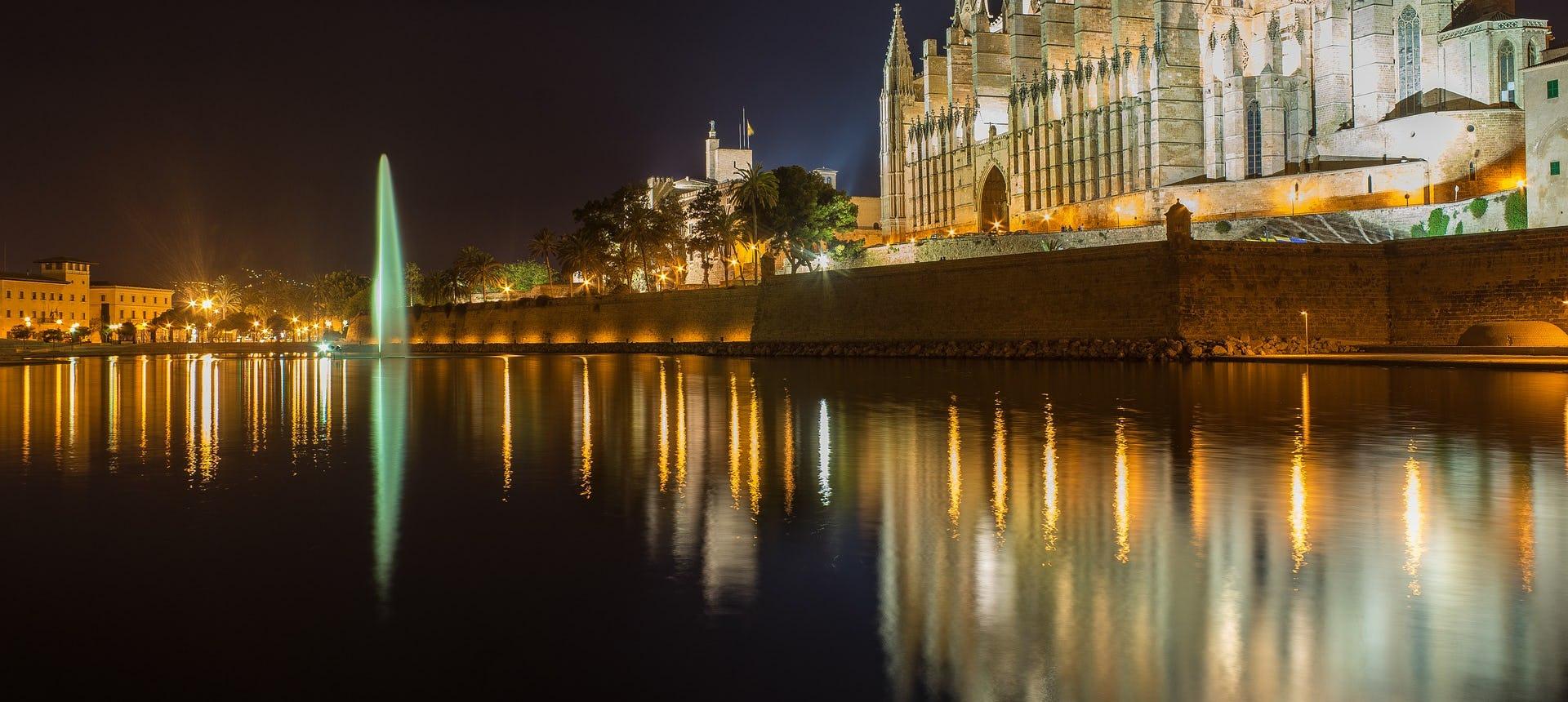 Katedralen i Palma de Mallorca © Heiko Behrendt, Pixabay