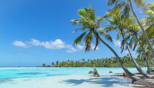 Fakarava, Fransk Polynesia © Getty Images