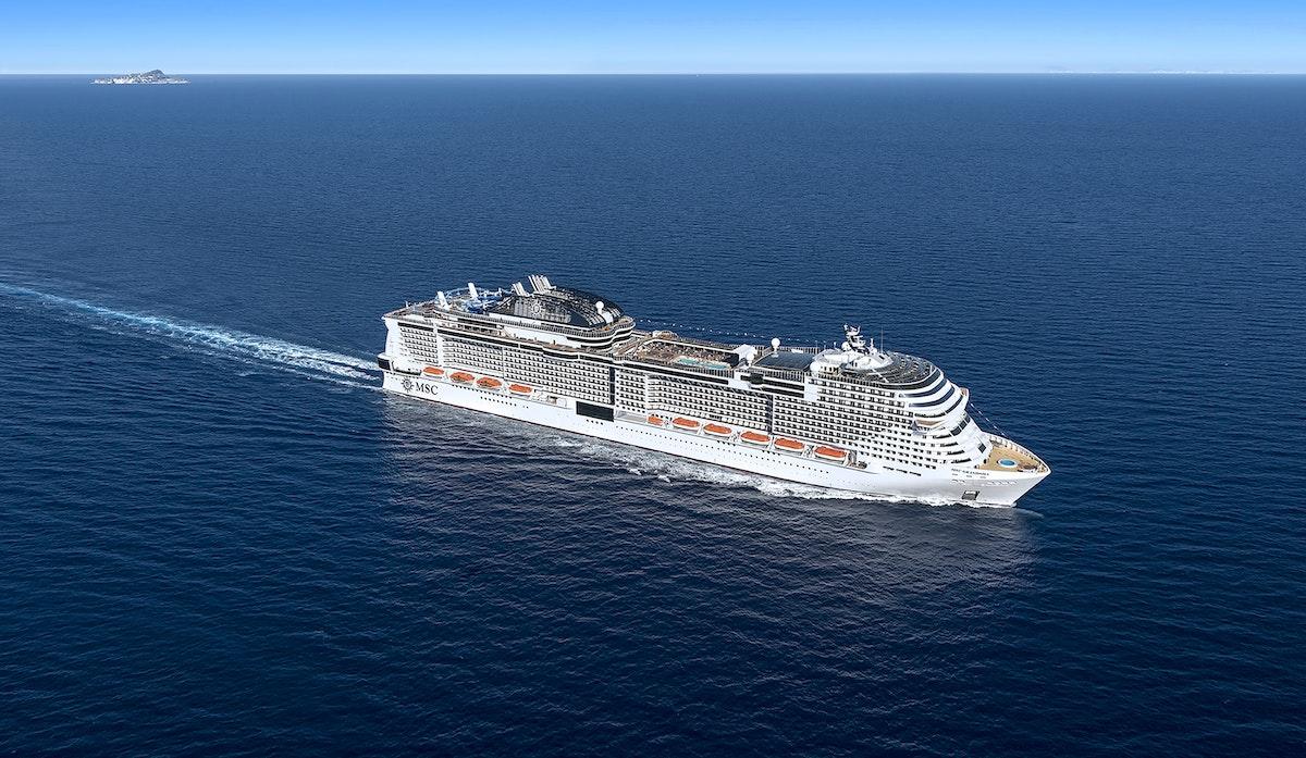 Storslagne cruise på MSC Grandiosa | Cruise.no