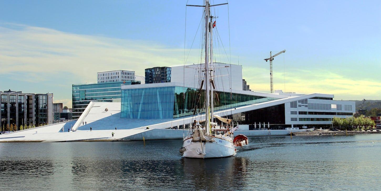 Operahuset i Oslo © Alexandra von Gutthenbach-Lindau, Pixabay