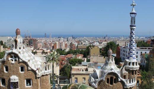 Parc Güell i Barcelona, © Travelkr, Pixabay