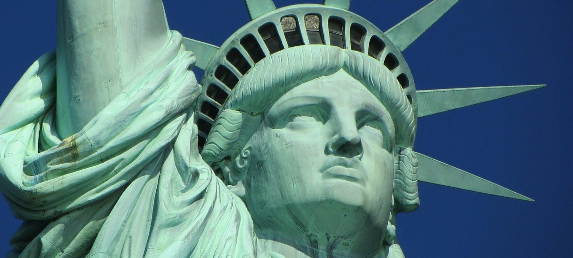 Frihetsgudinnen i New York © Ronile, Pixabay