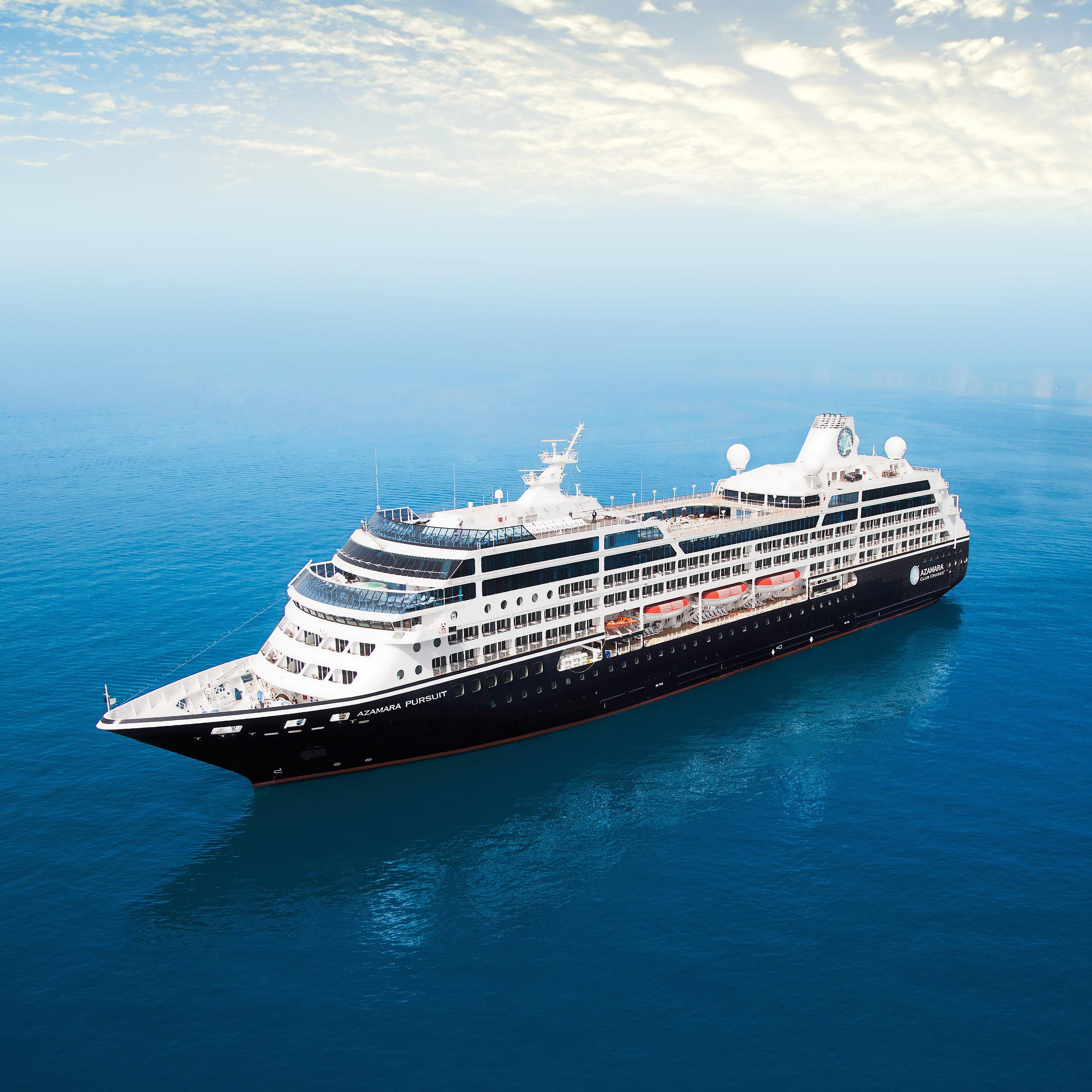 Cruise med Azamara Journey | Cruise.no