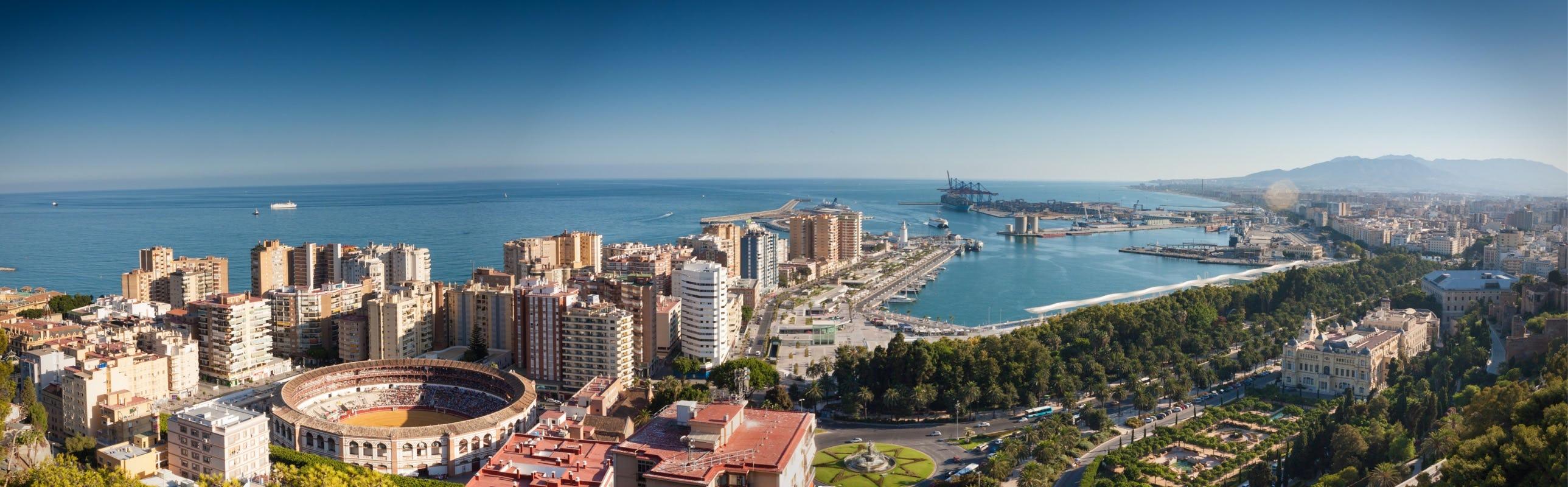 Malaga © Pexels, Pixabay