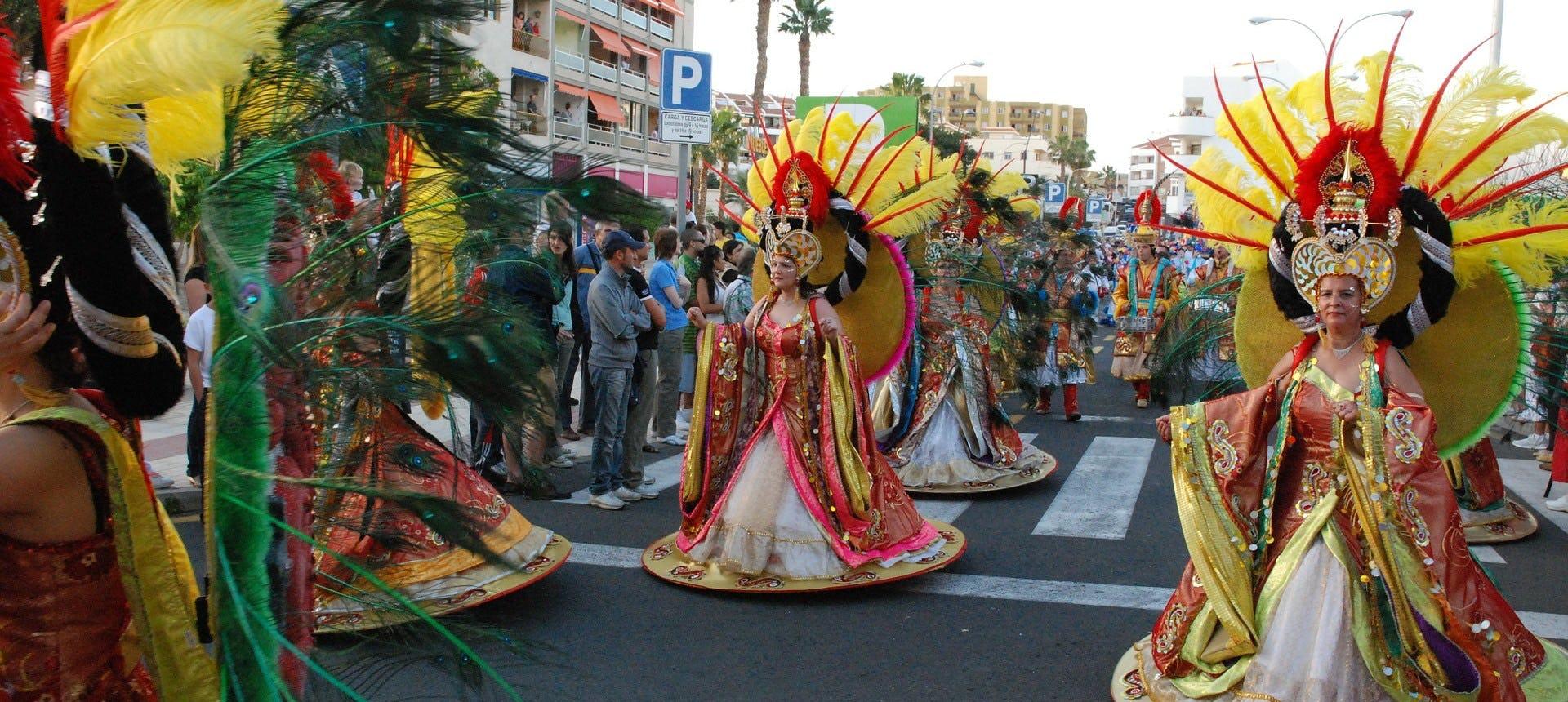 Karneval på Tenerife © office15, Pixabay
