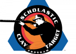 Scholastic Clay Target logo