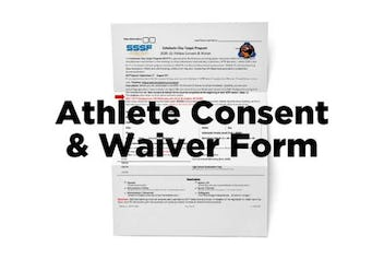 SCTP Athlete Consent & Waiver Form