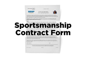 SCTP Sportsmanship Contract Form