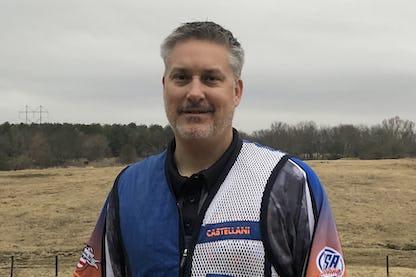 Coach Dave Berck