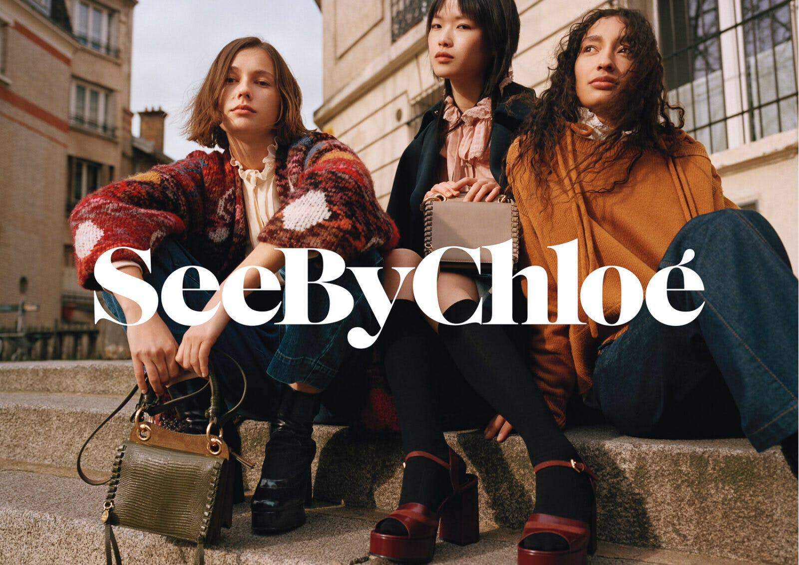 SEE BY CHLOÉ FALL 2020 AD CAMPAIGN