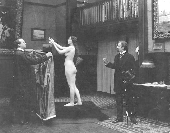 George Foster Platt: Inspiration, 1915