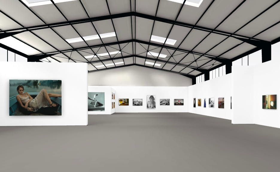 GLEN LUCHFORD'S VIRTUAL GALLERY IS OPEN UNTIL JUNE 30TH
