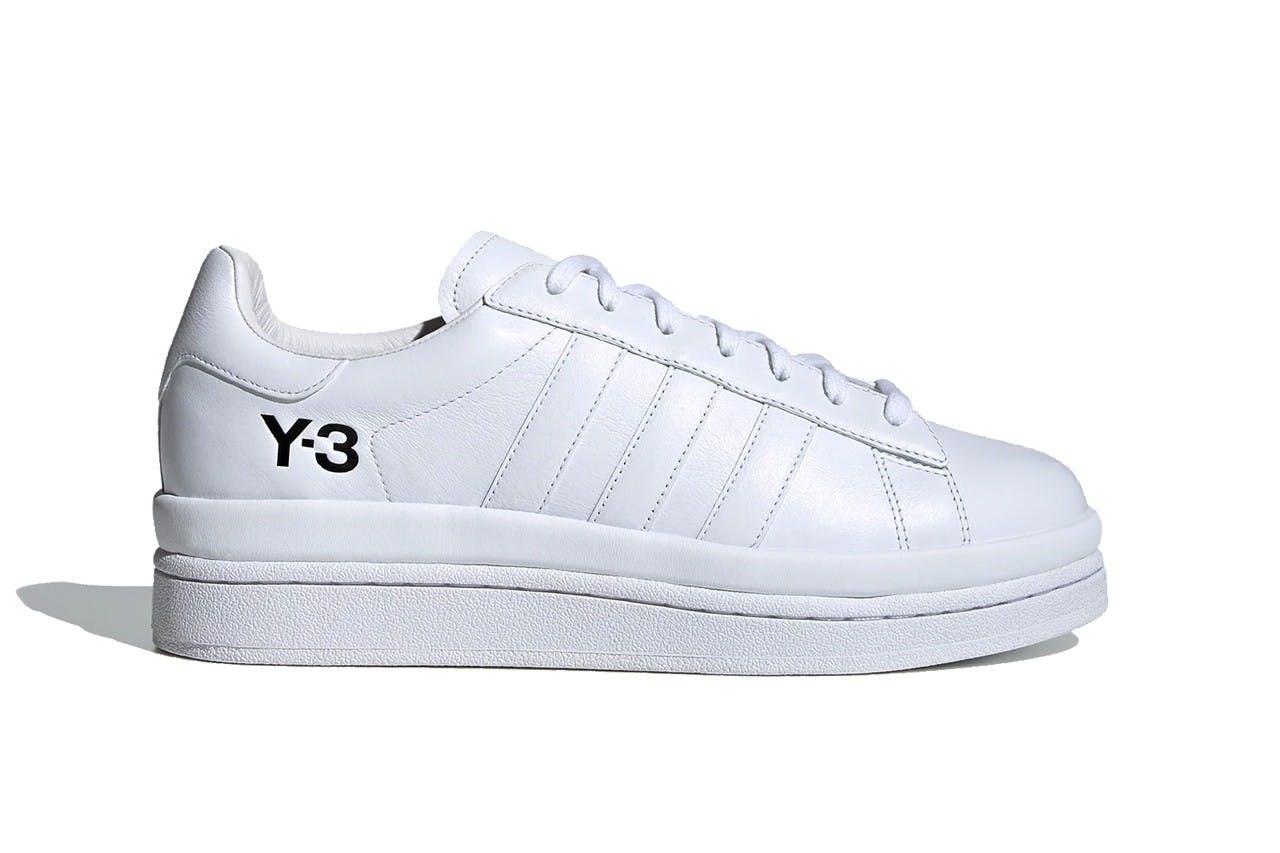Yohji Yamamoto Adidas Y-3 platform-style Hicho.