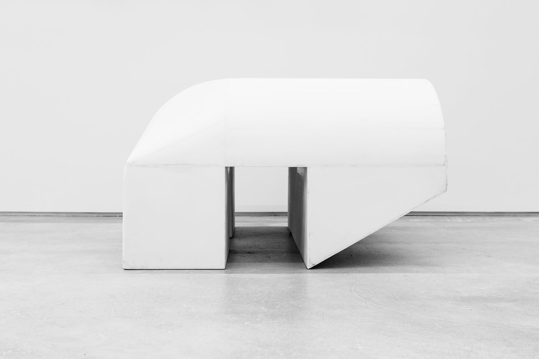 Rick Owens Furniture at MOCA Pacific Design Center.