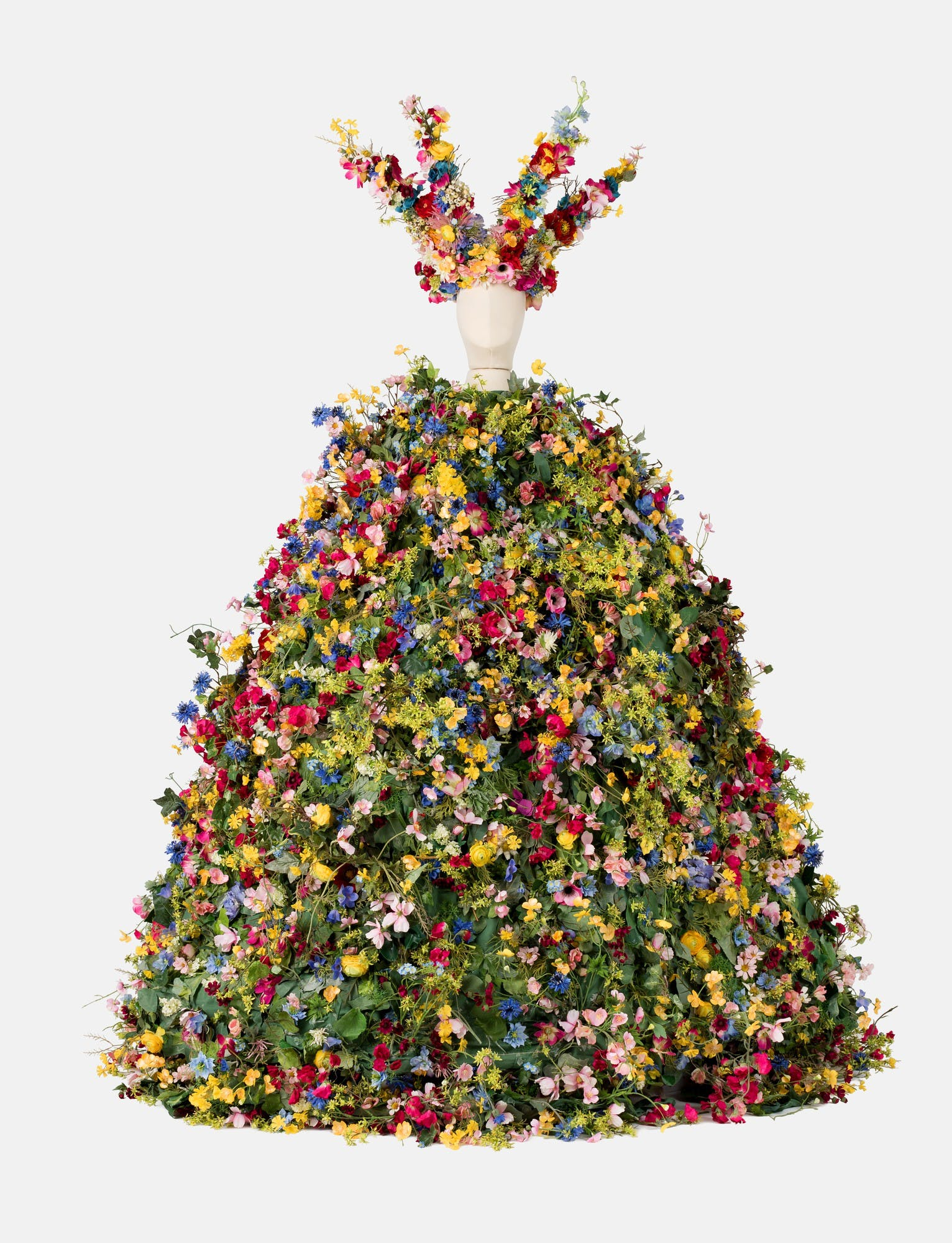 A24's 'Midsommar' Prop Auction is Now Live: Flower Gown.