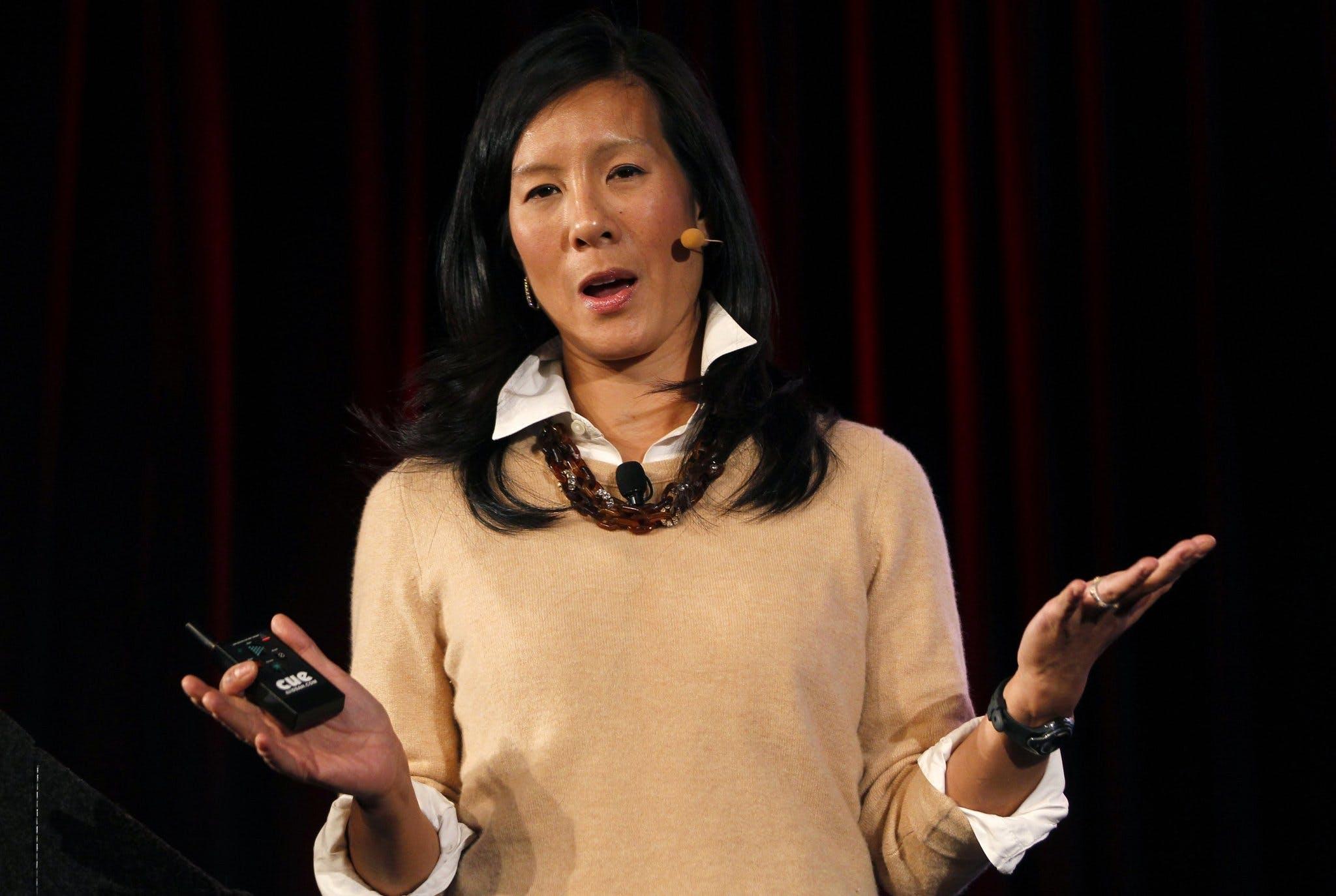 100 MOST INFLUENTIAL WOMEN IN US FINANCE: AILEEN LEE