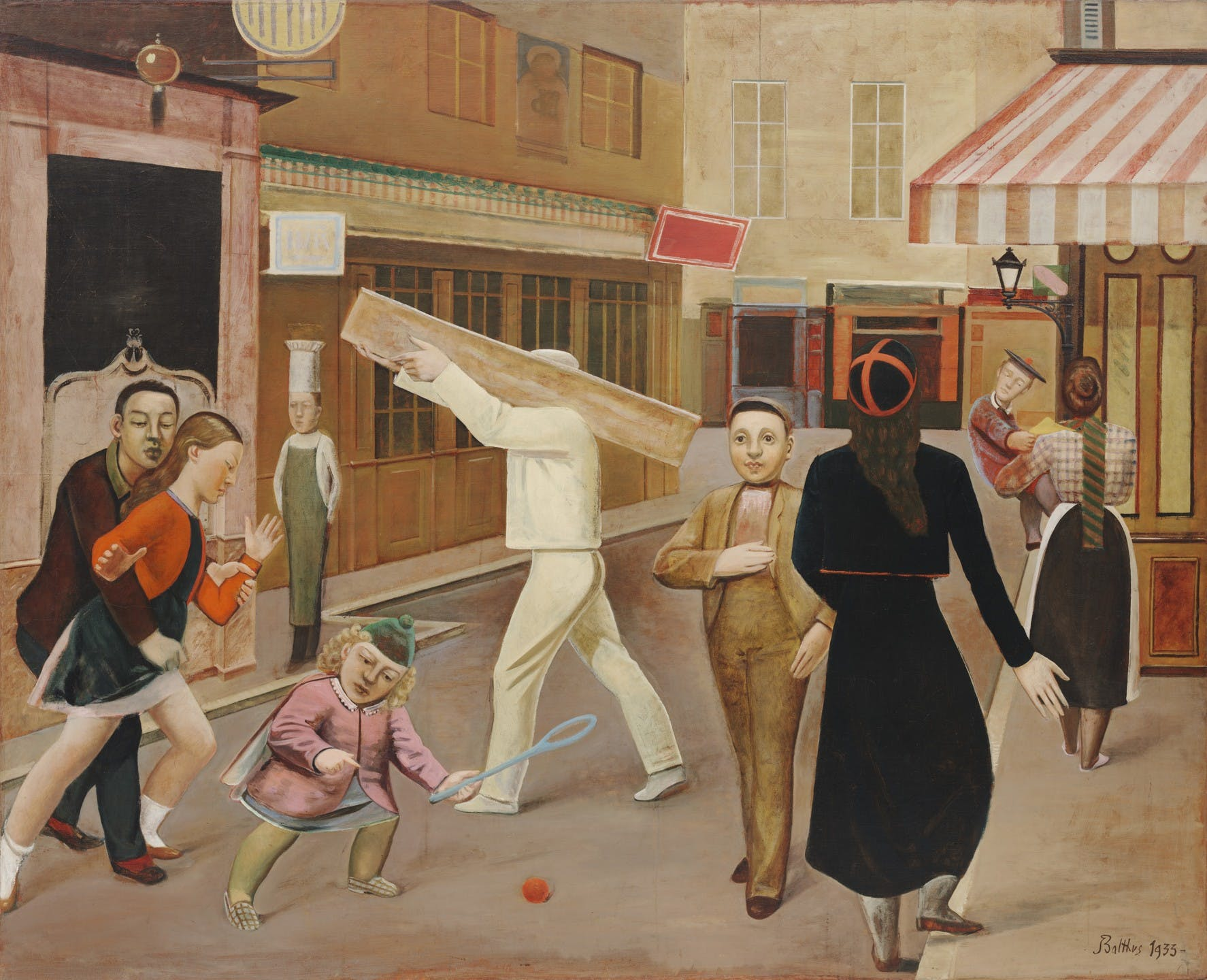Balthus: Constructing a Magical Reality