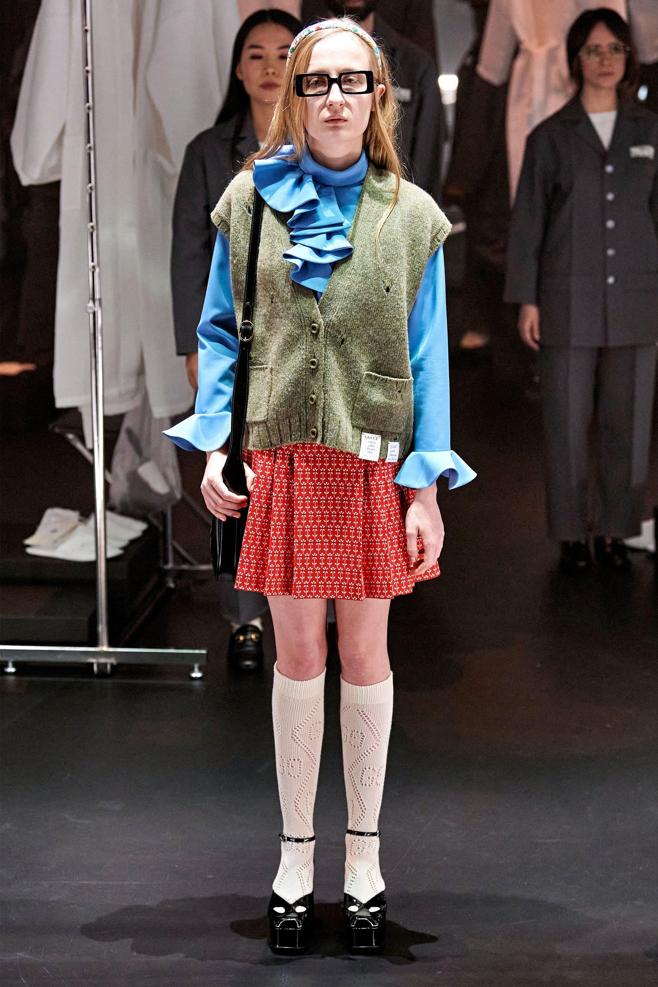 Gucci Fall 2020 Ready-to-Wear.