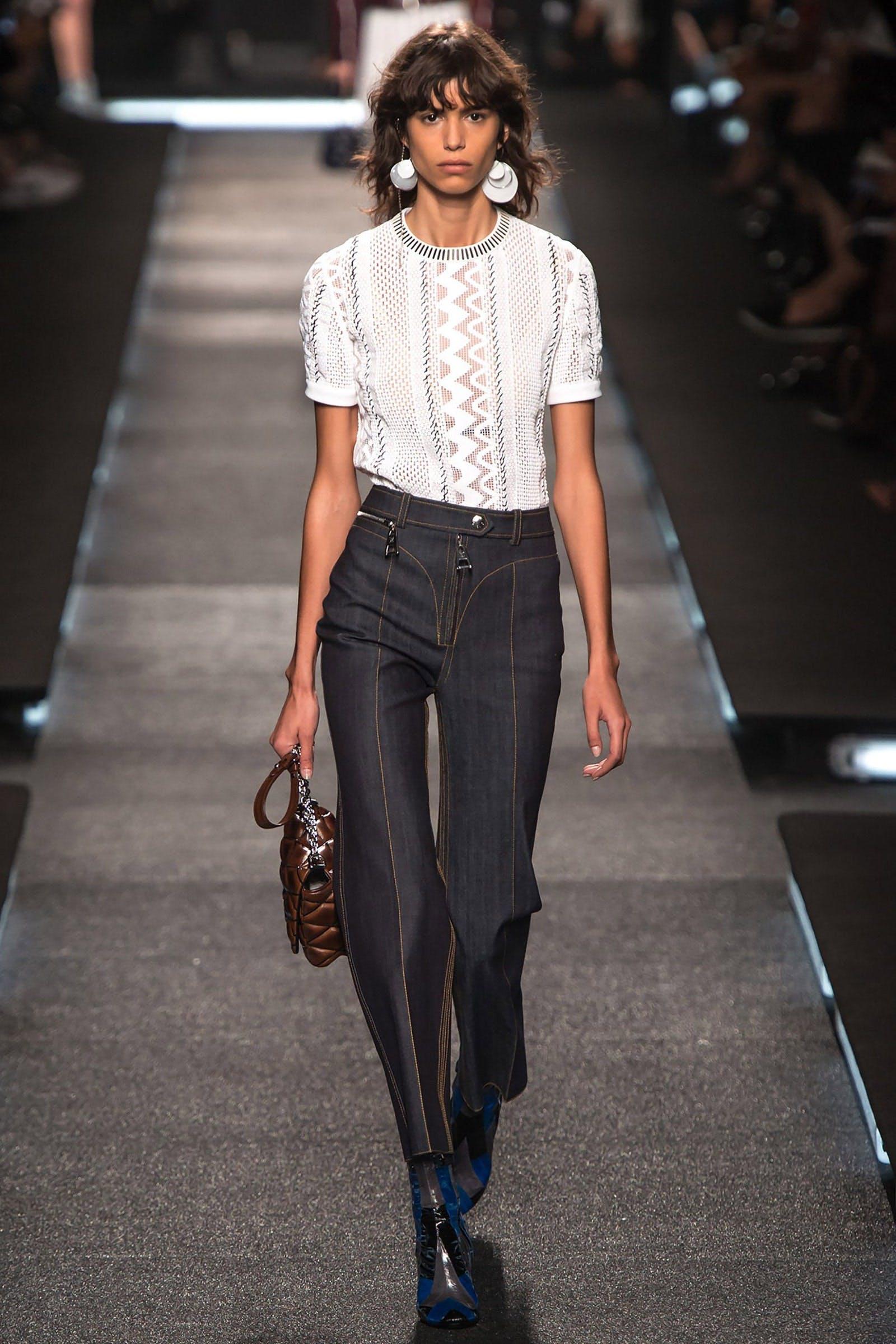 Louis Vuitton Spring 2015.