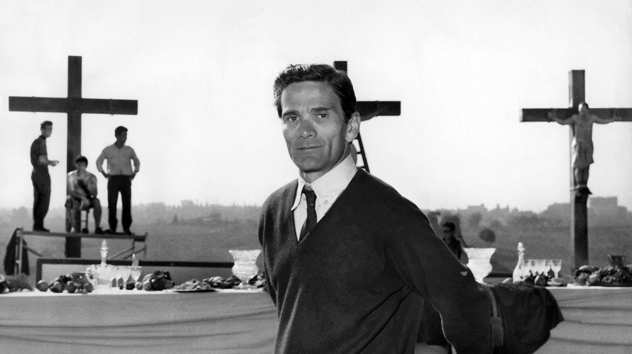 Pier Paolo Pasolini: Why Do We Live as if Christ Did Not Exist?