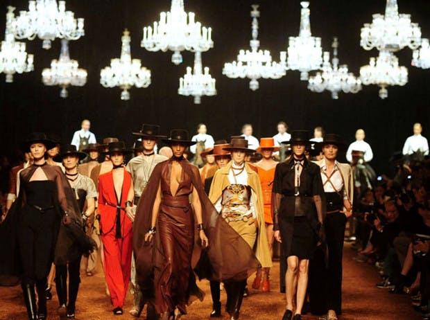 2010: Hermès and horses - Jean Paul Gaultier