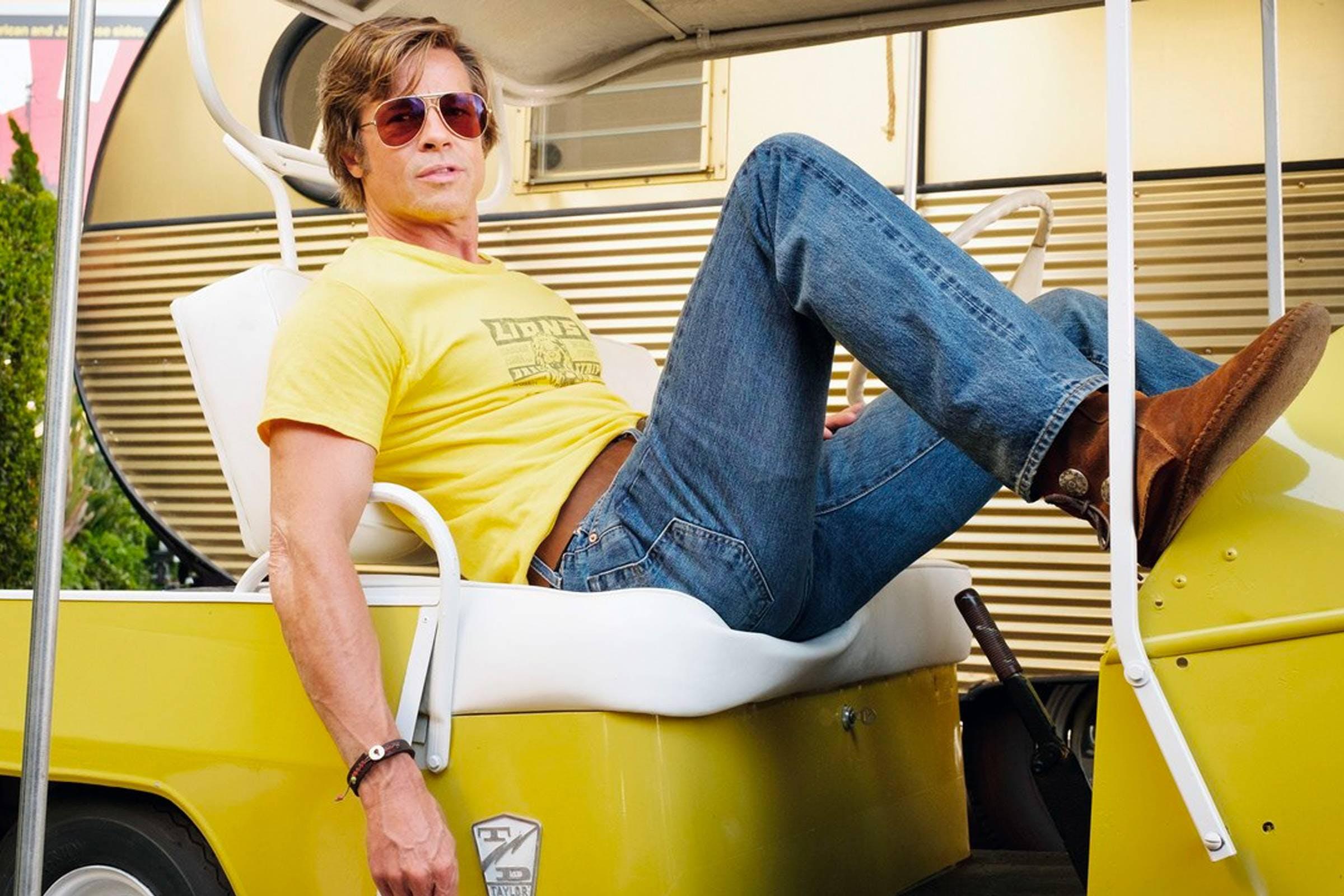 Brad Pitt's Style Evolution Through the Years