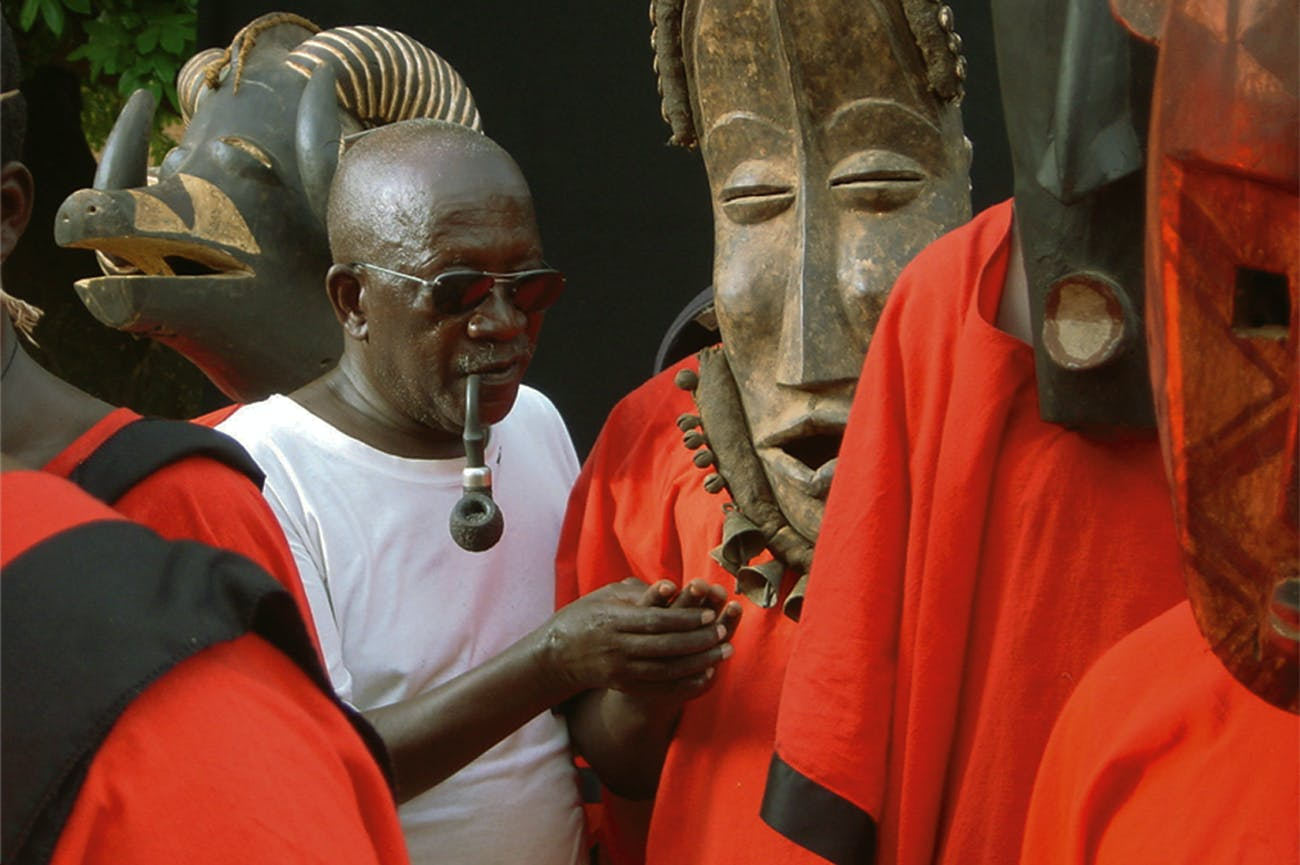 Ousmane Sembene: Moolaadé