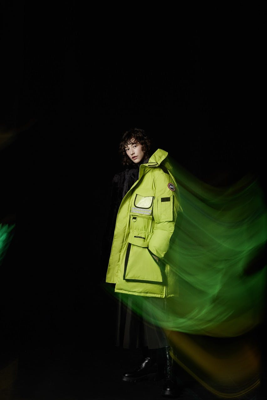 CANADA GOOSE: THE ICONS COLLECTIONS