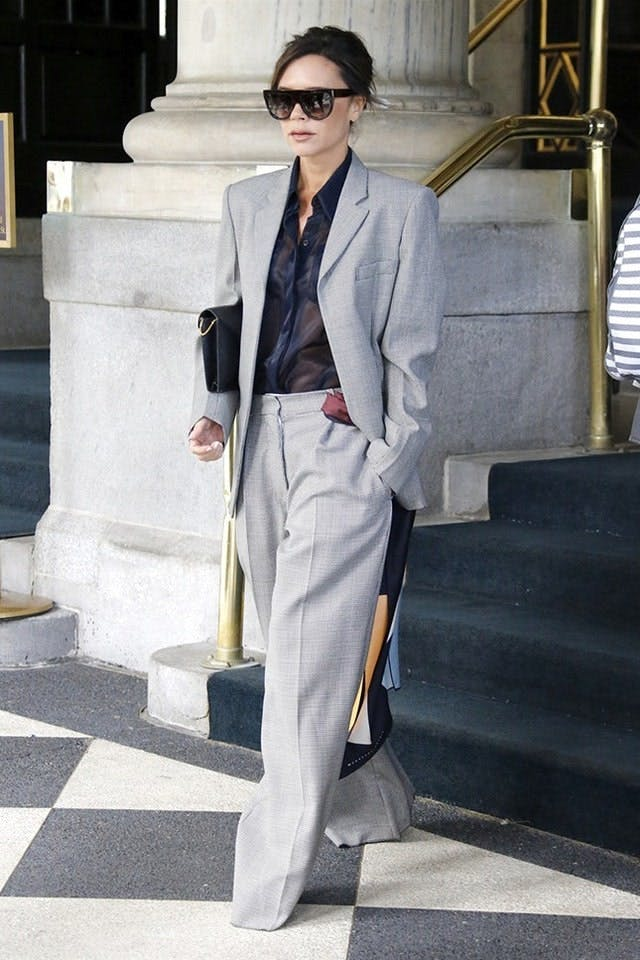SIX FASHION RULES FROM VICTORIA BECKHAM