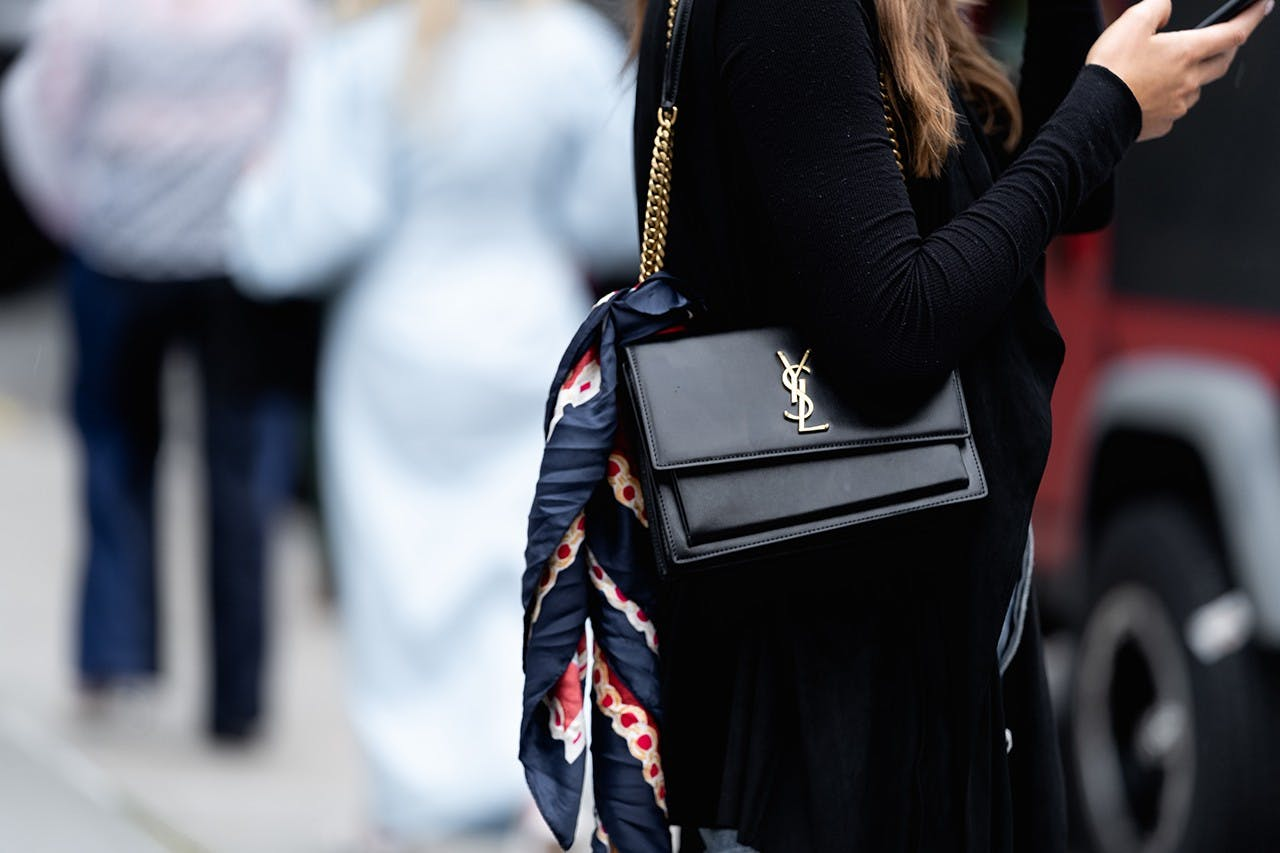 WORLD'S TOP 10 LUXURY LABELS GENERATE OVER HALF OF ALL LUXURY SALES