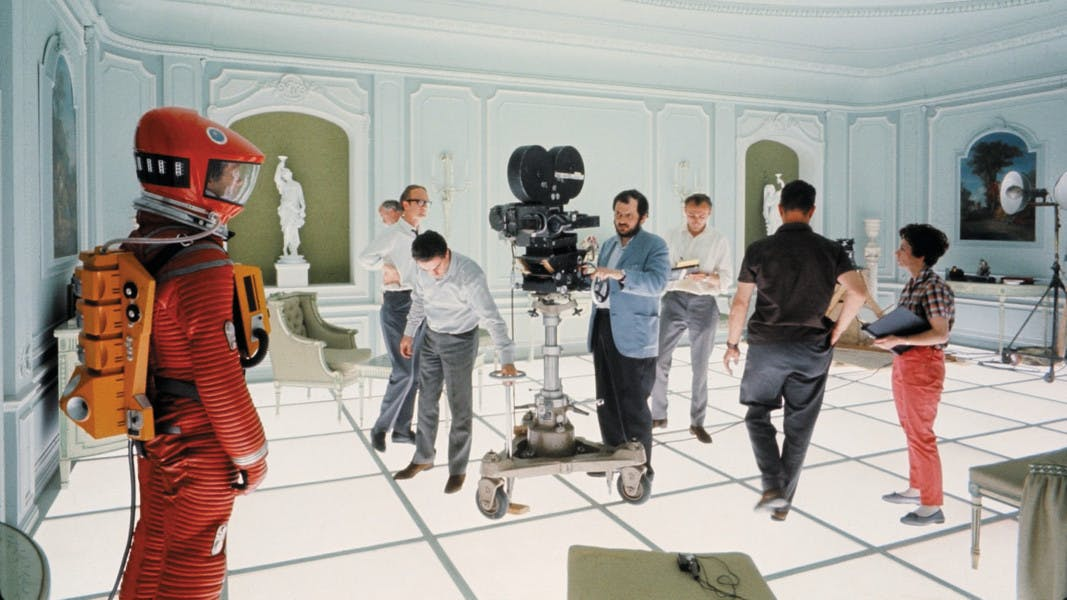 STANLEY KUBRICK: FASHION TO BUILD THE ENTIRE MOVIE WORLDS