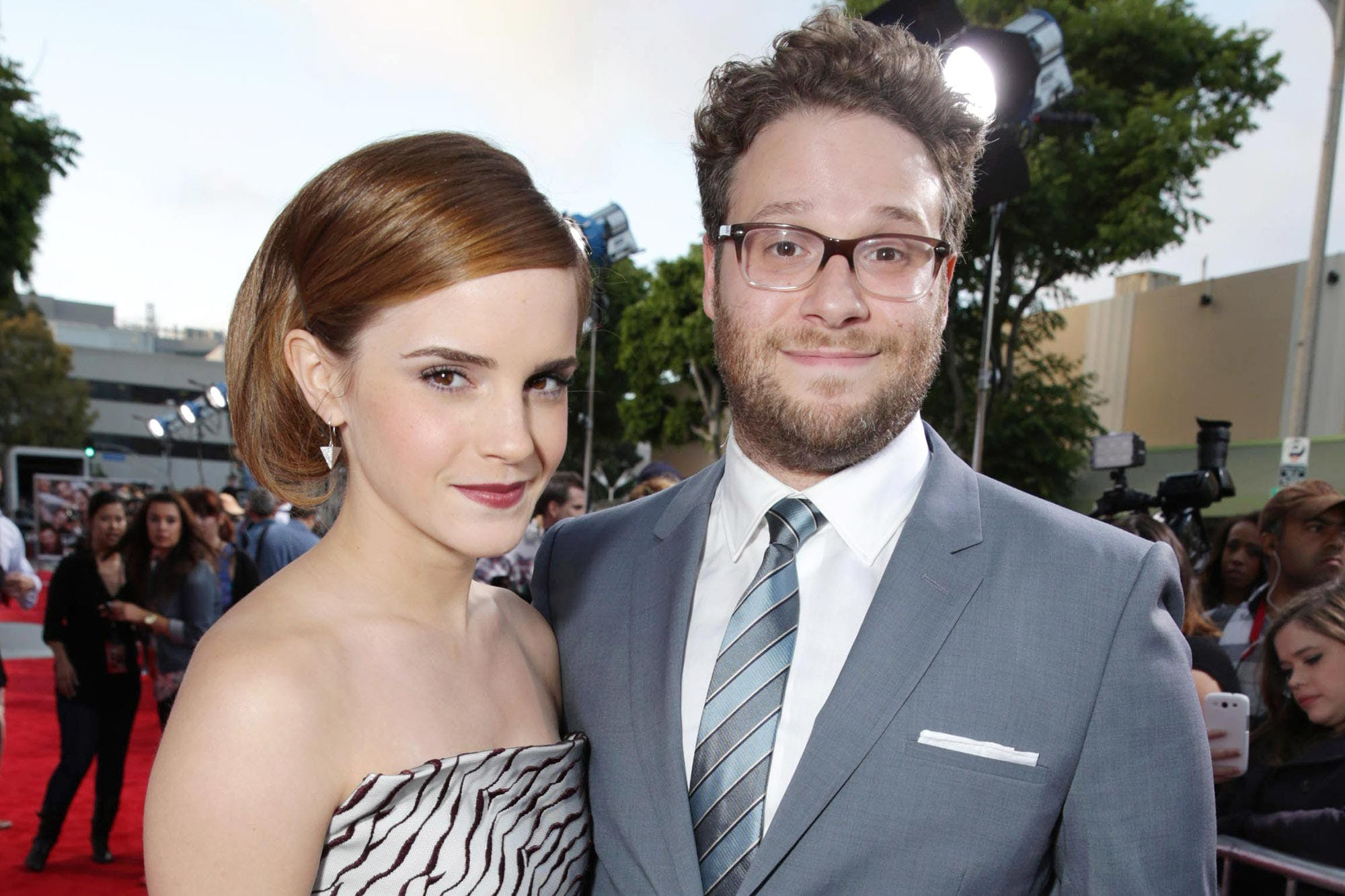 Seth Rogen: Primetime Emmy Award for Outstanding Writing for a Variety Series