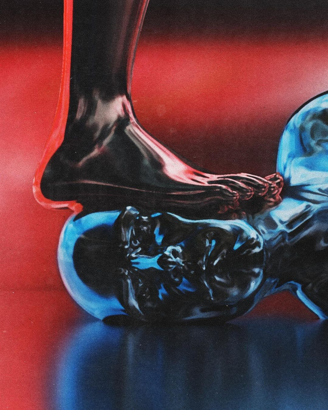 TUOMO KORHONEN: FEELING BLUE
