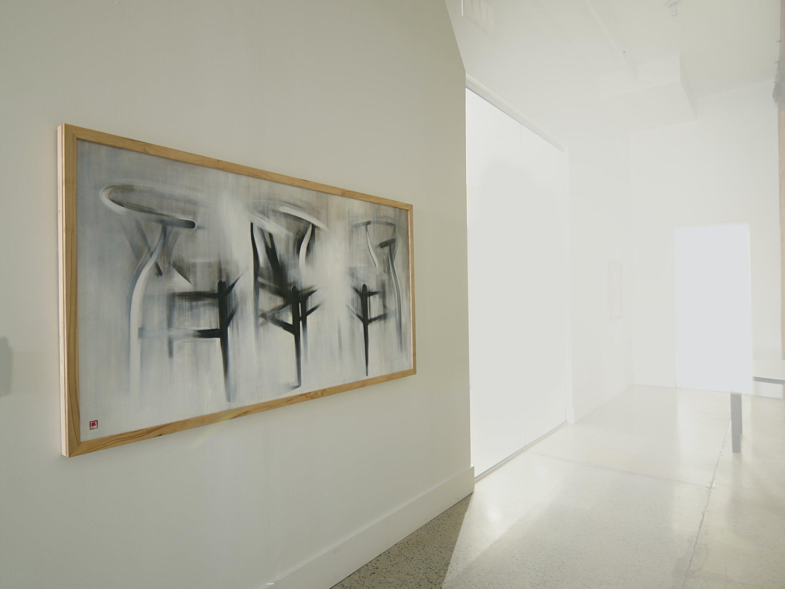 George Dawnay: The Wishbone Chair