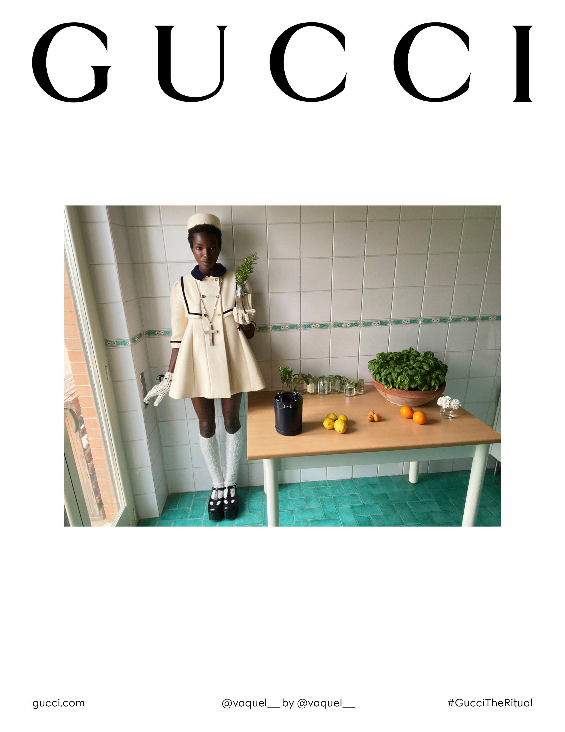 ALESSANDRO MICHELE: GUCCI'S LAST CAMPAIGN AND CREATIVITY