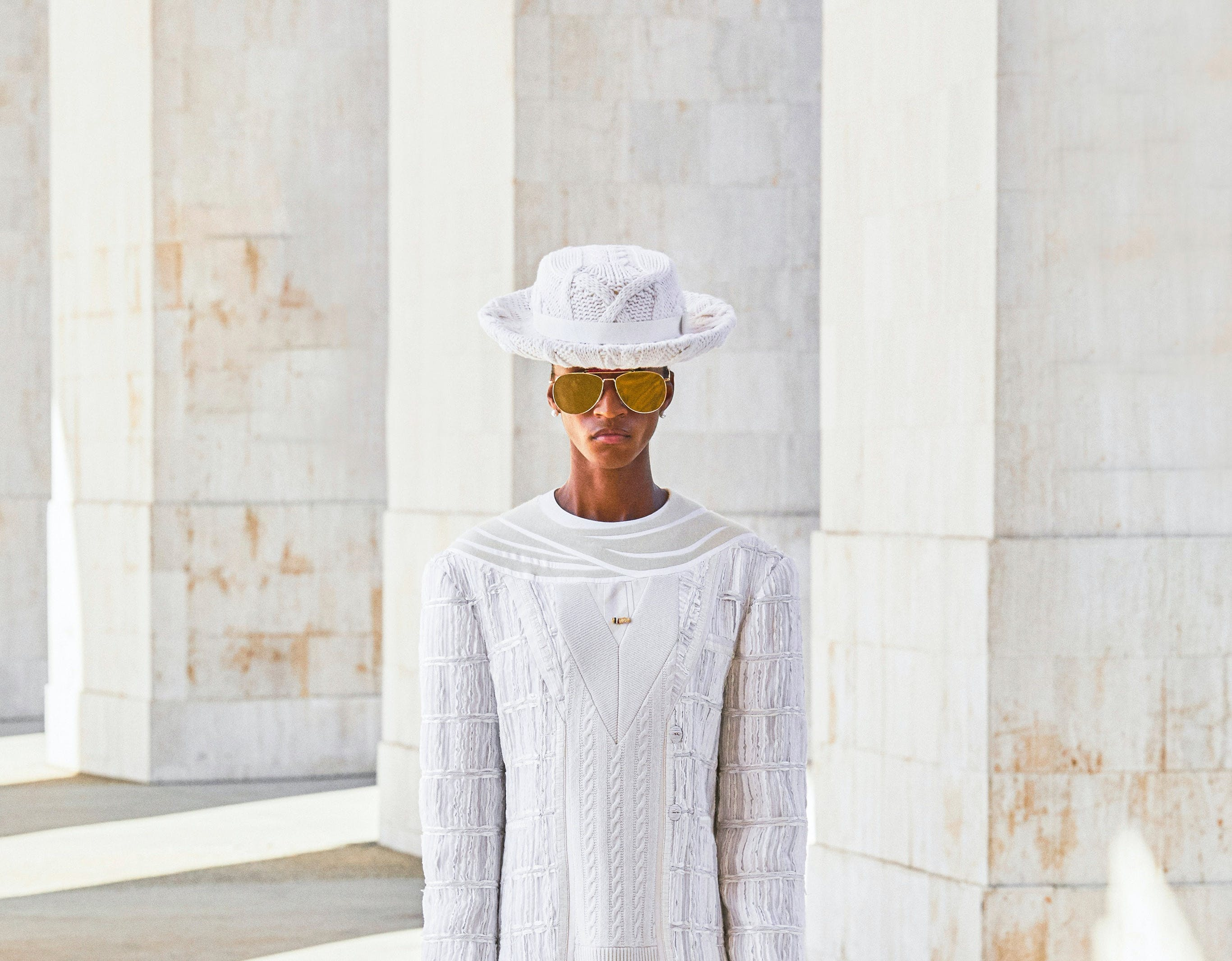 THOM BROWNE SPRING 2021 READY-TO-WEAR