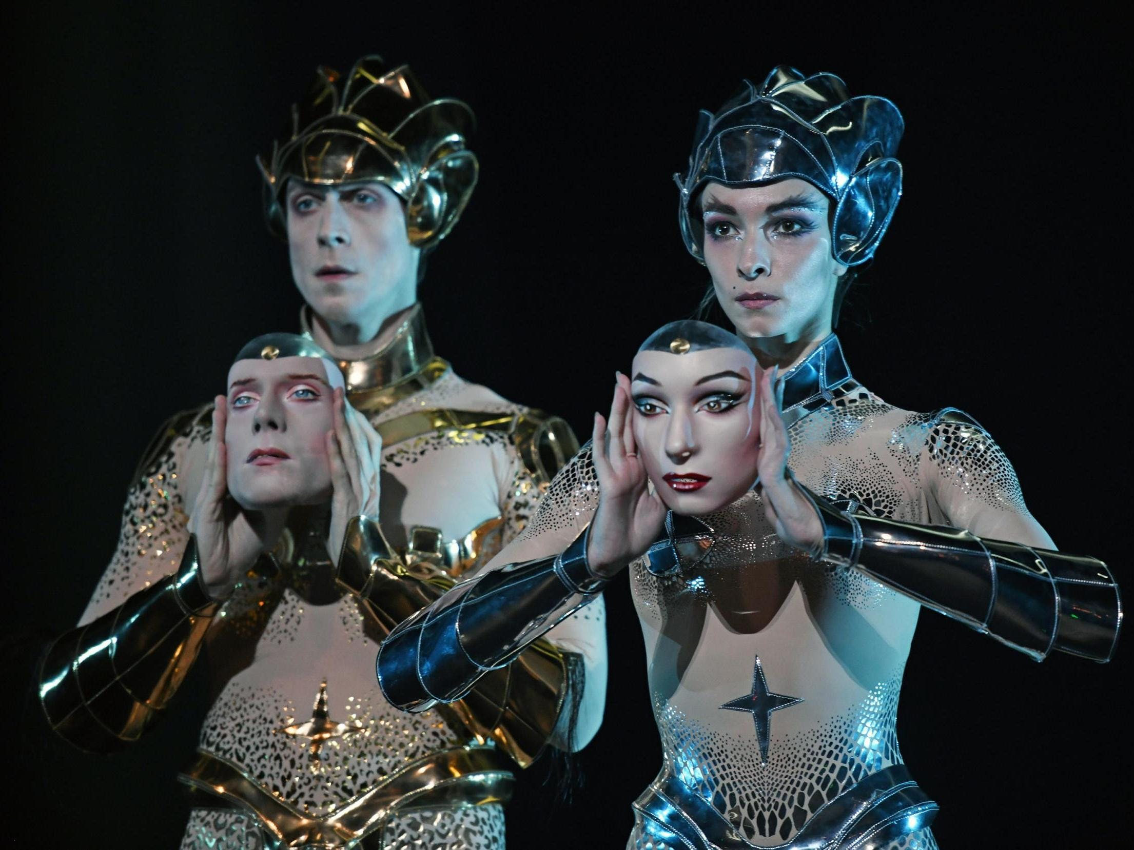 MANFRED THIERRY MUGLER'S BALLET PROJECT