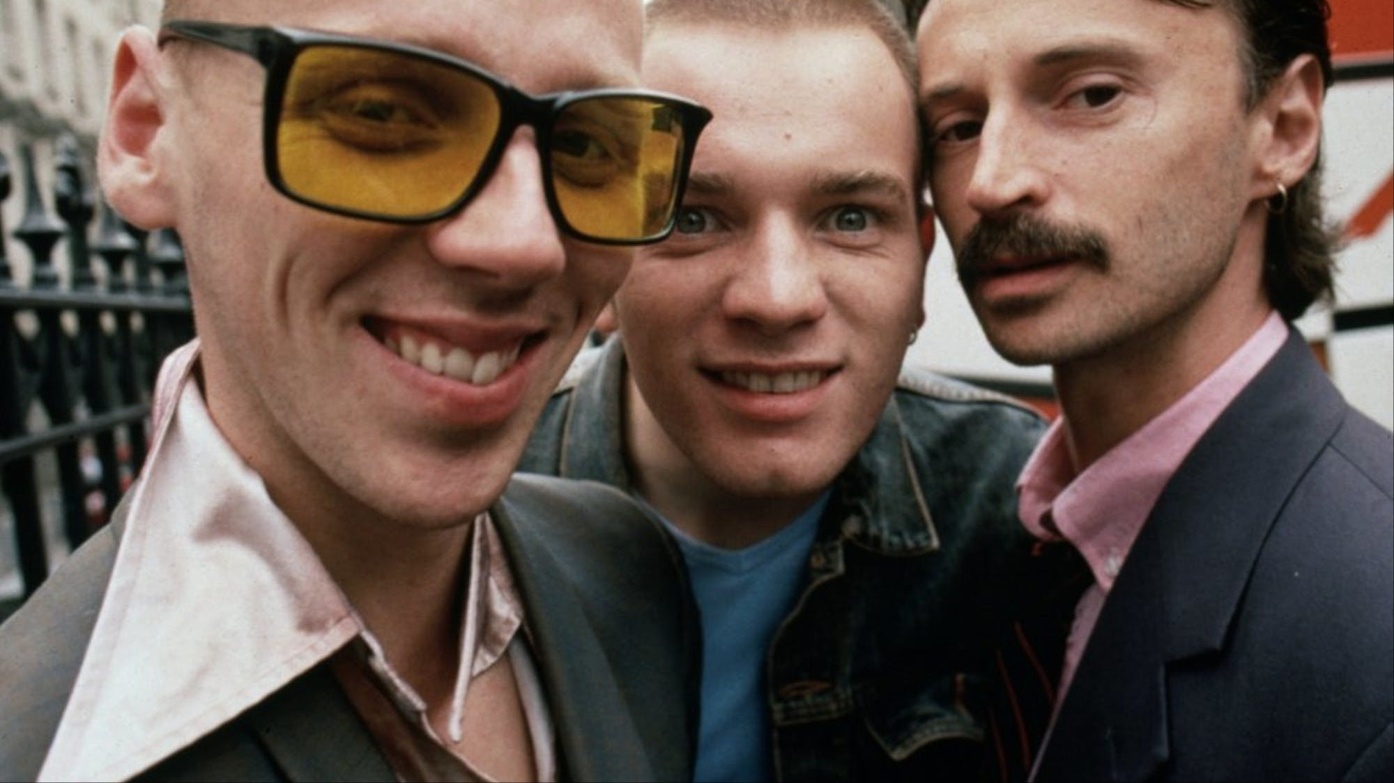Trainspotting at 25: Not an Indie About Heroin