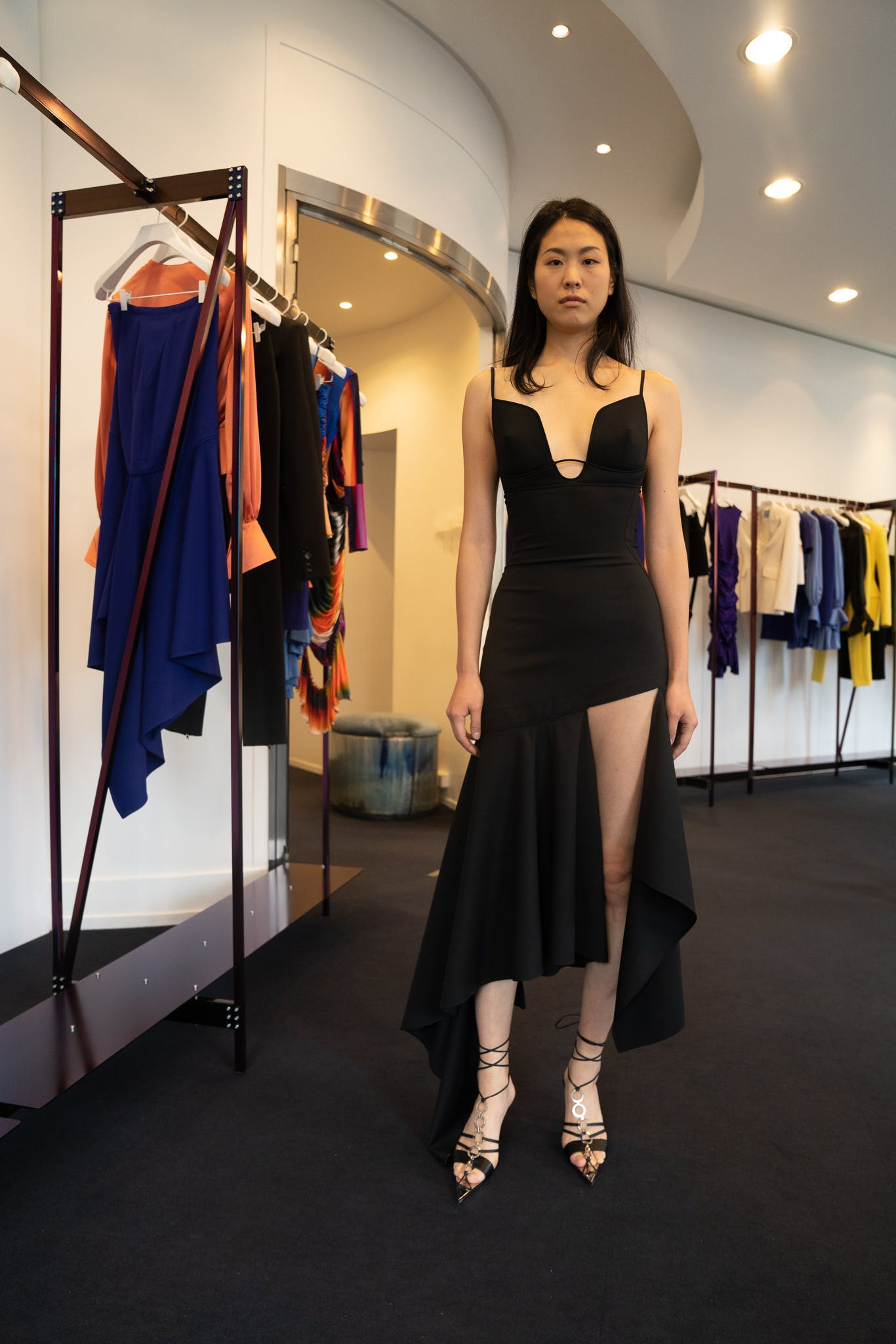 MUGLER SHOWROOM SPRING 20 RTW