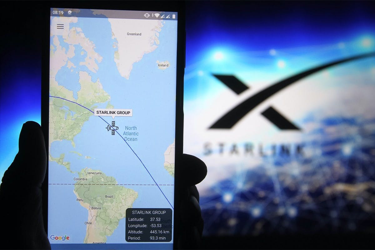 SpaceX's Starlink Expects It Can Provide Global Coverage Around September