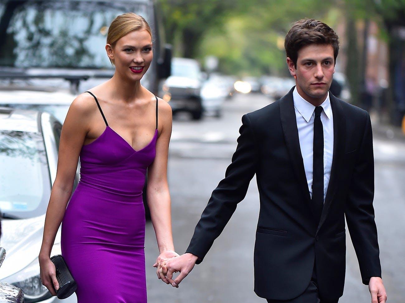 Karlie Kloss and Jared Kushner Date Night