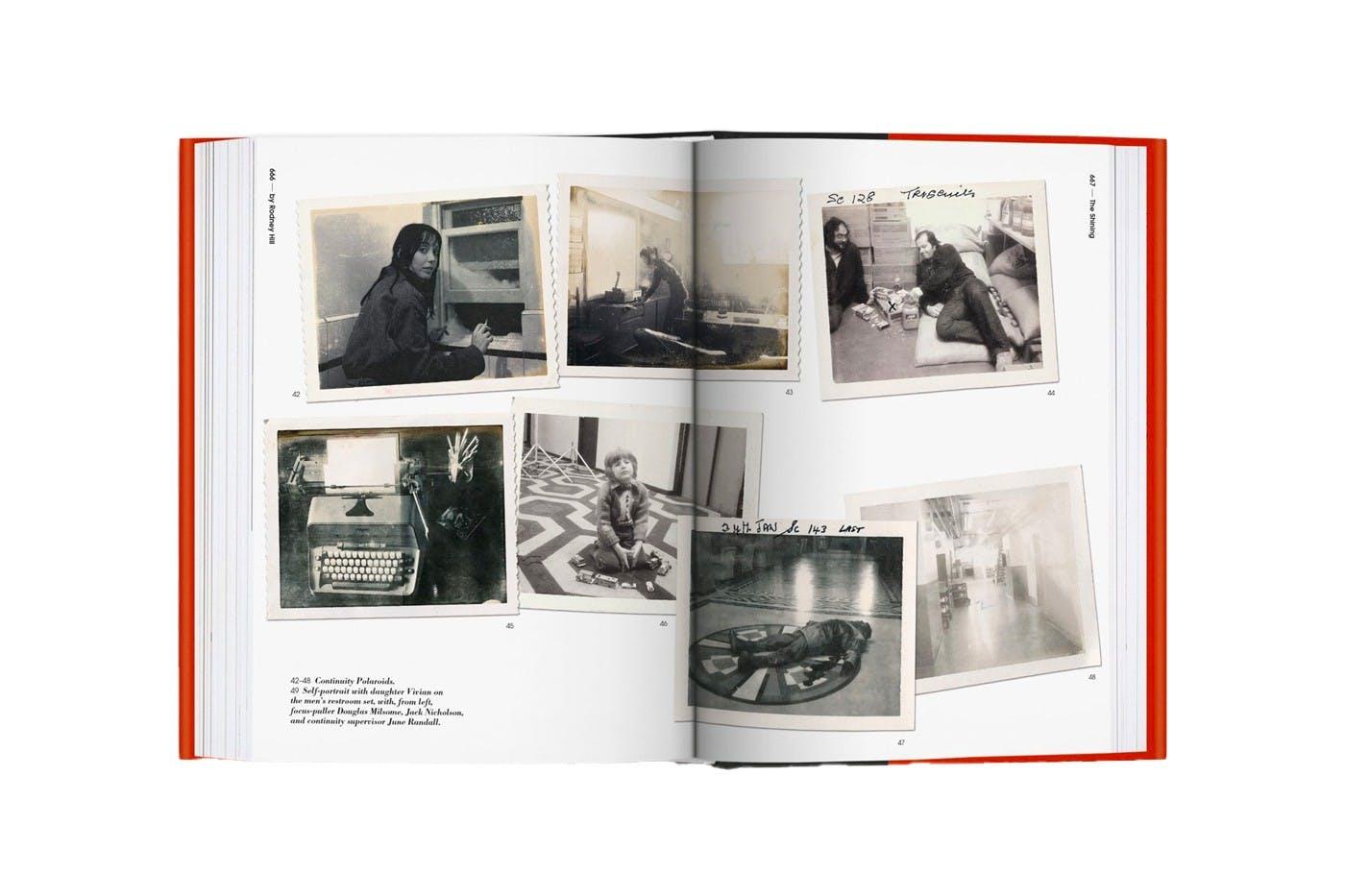 Stanley Kubrick - Taschen book - Bibliotecha Universalis.