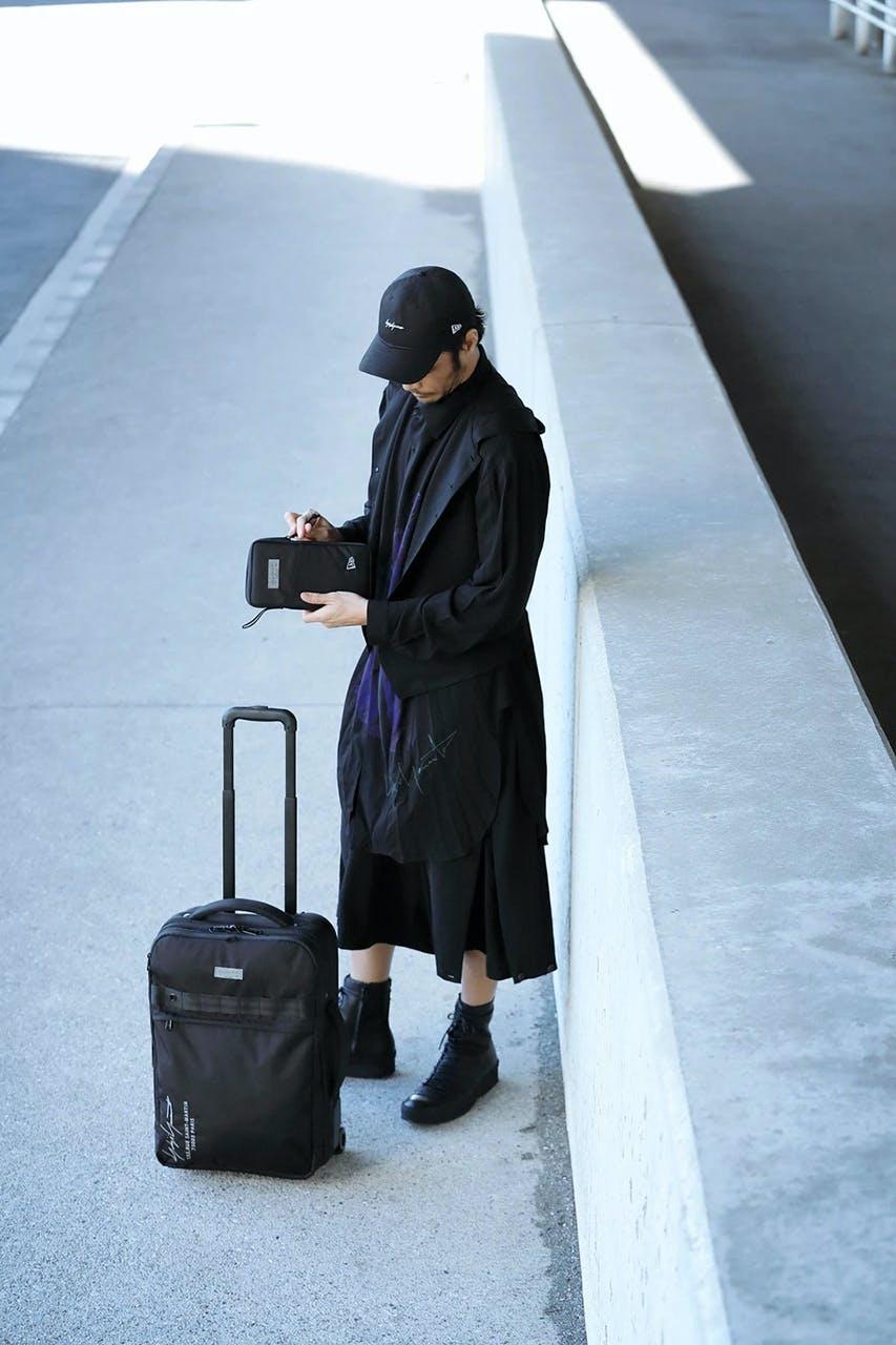 YOHJI YAMAMOTO X NEW ERA JAPAN TRAVEL SERIES