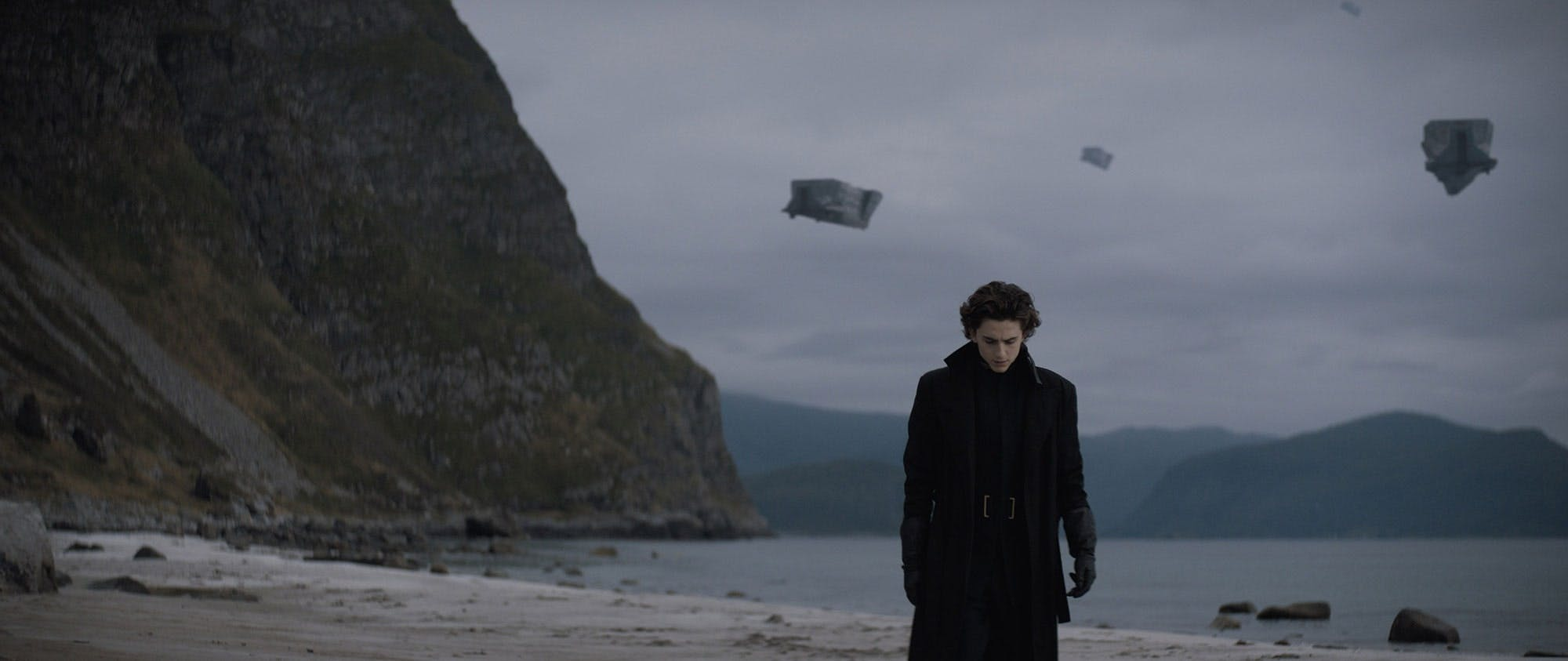 TIMOTHEE CHALAMET: WHAT MADE DUNE EXHAUSTING TO SHOOT