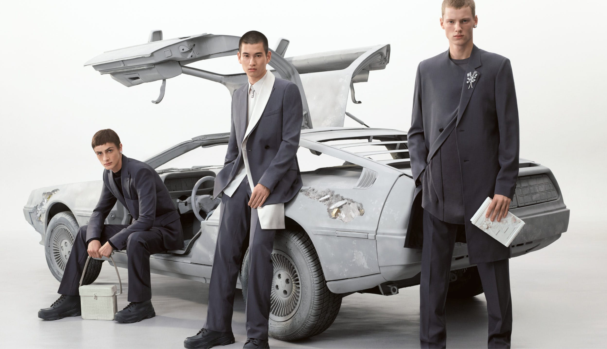 Dior Mens SS21 Kim Jones Daniel Arsham
